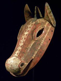 African Bambara mask from Mali (African-art-shop)
