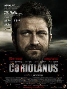英雄叛國記/王者逆襲(Coriolanus)poster