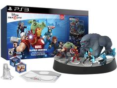 #Disney INFINITY: #Marvel Super Heroes (2.0 Edition) Collector's Edition #PS3