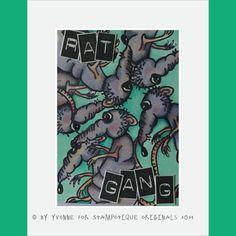 Rats, I Card, The Originals