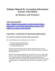 17 best solution manual 3 images on pinterest download solution manual for accounting information systems 11th edition by romney and steinbart fandeluxe Images