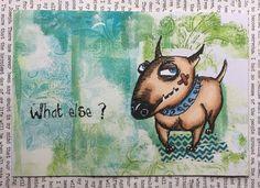 MadeByCHook: 2 postcards