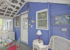 Welcome to adorable Fish Camp Cottage! Tybee Island