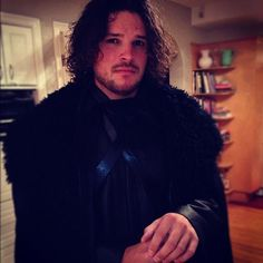 "Jon Snow From ""Game Of Thrones"": 