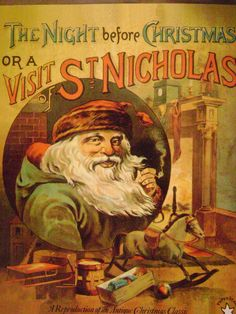 The Night before Christmas or a Visit of St Nicholas