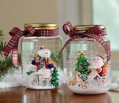 Como Fazer Enfeites de Natal Reciclados | Revista Artesanato