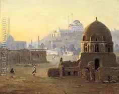 Cairo Painting Reproductions - Keyword - Handmade Oil Paintings…