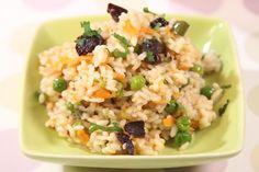 Πιλάφι με διάφορα λαχανικά - Συνταγές | γαστρονόμος