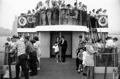 Garry Winogrand, Staten Island Ferry, New York, 1971