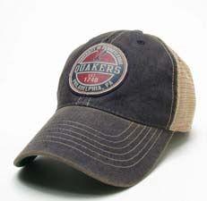Penn Quakers Legacy Old Favorite Trucker Hat