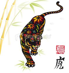 chinese zodiac year of the tiger 1974, 1986, 1998, 2010