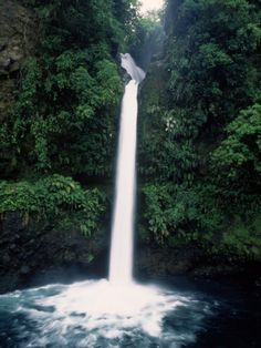 La Paz Waterfalls - Costa Rica