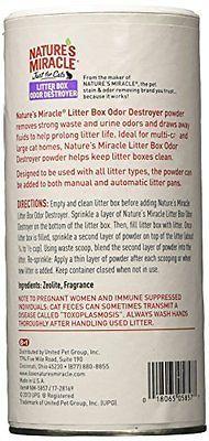 Cat Litter Deodorizer Natural