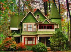 Green House, Portland, Oregon