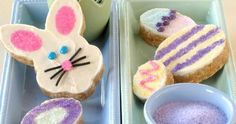 Looking for a fun #easter activity with your little ones? Try our easy no-bake treats! #EasterFun #NoBakeTreats #EasterBunnies #KidRecipes #MakeGood
