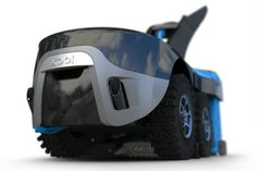 A New York Startup Built a Robot Snow Blower and Leaf Raker | Digital Trends