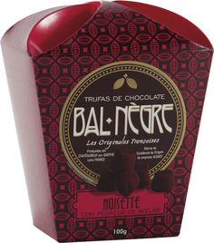 Bal Nègre - Délices Au Chocolat on Packaging of the World - Creative Package Design Gallery