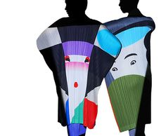 Moda e arte de mãos dadas na nova parceria da Issey Miyake
