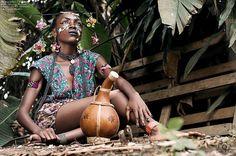 Kamit beauty - Shot by Chrisalide Photography - Douala, Cameroon