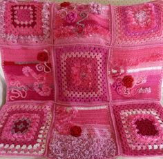 Crochet Dynamite: Think Pink - Part 4
