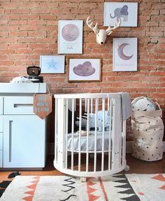 Decoração de Quarto de Bebê: 75 Ideias com Fotos e Projetos!