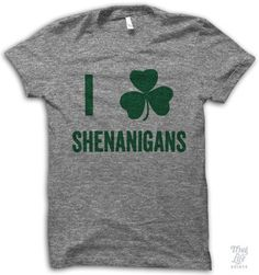 I Shamrock Shenanigans