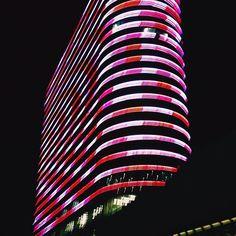 "@Jennifer Clement's photo: ""#Omni #Dallas Hotel #texas #dfw #instadfw #igtexas #nightlights #citylights #downtown"""