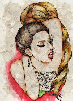 Lady Gaga. Artpop <3