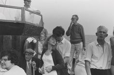 Beachy Head boat trip, 1967 by Tony Ray-Jones @ Only in England: Photographs by Tony Ray-Jones and Martin Parr