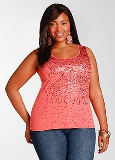 So cute. Love Ashley Stewart.