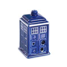 Doctor Who Tardis 6 Hole Ocarina