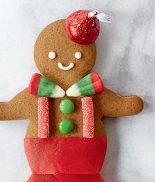 Recipe: Buttery gingerbread men