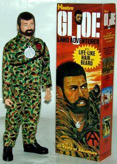 gi joe 1970's action figure - Google Search