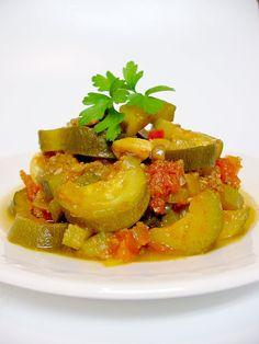 My Turkish Kitchen: KABAK MUSAKKA