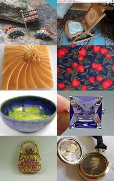 July Finds by Randy and Lynn on Etsy--Pinned with TreasuryPin.com