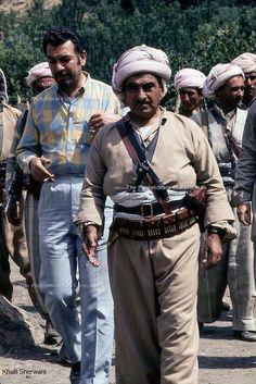 General Mustafa Barzani