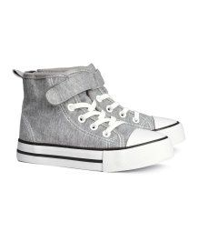 High Tops with velcro!  Back to School Clothes Fall 2014