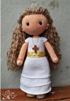 Muñecos personalizados de ganchillo, amigurumis, crochet, dos agujas y otros cuentos.