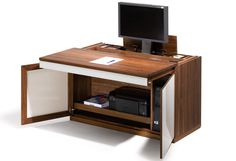 Cubus compact home office by Team 7