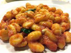 Food Italian in Blog: Gnocchi alla Sorrentina