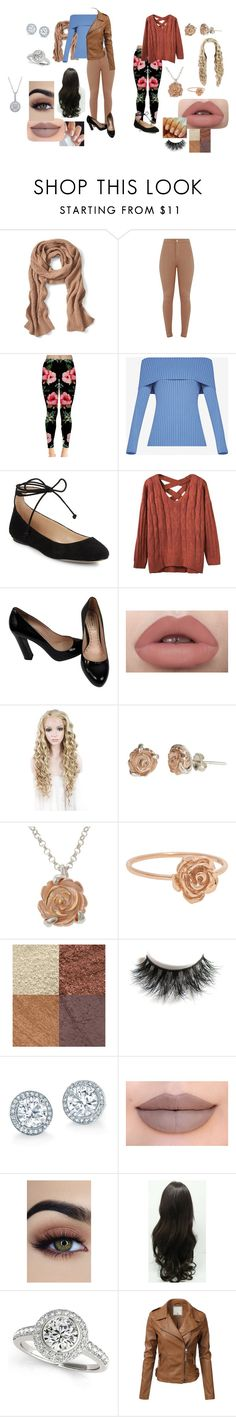 """Work Looks Vs. High School Student Looks"" by mackenziethebeauty on Polyvore featuring Banana Republic, BCBGMAXAZRIA, Karl Lagerfeld, Miu Miu, Claire Hart Design, Gucci and Jeffree Star"
