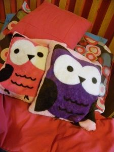 Easy to make kid pillow.