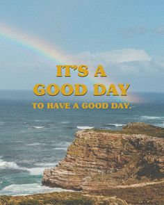 It's a good day to have a good day wall art print for gallery wall inspo Aesthetic Painting, Aesthetic Collage, Aesthetic Photo, Aesthetic Pictures, Aesthetic Drawing, Aesthetic Outfit, Aesthetic Dark, Aesthetic Clothes, Aesthetic Rooms
