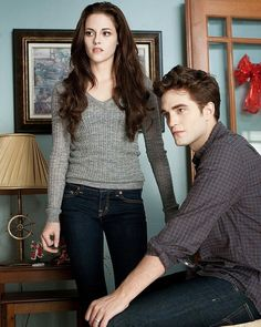 twilight, edward cullen, and love image