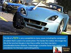 Proper Tyre Maintenance is an Important Element in Road Safety - YouTube- Viva Auto Repairs