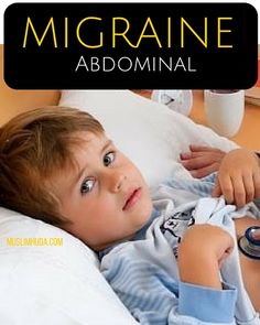 """abdominal migraine"""