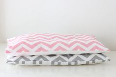 Two Pillow Cases  Your choice of fabrics by raenne on Etsy, $40.00