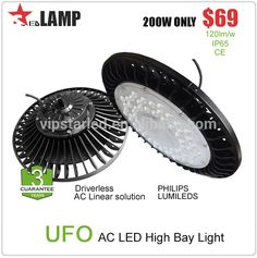 StarLED IP65 CE led high bay light ufo