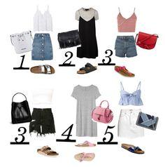 Designer Clothes, Shoes & Bags for Women Armani Jeans, 3.1 Phillip Lim, Proenza Schouler, Aldo, Birkenstock, Polyvore Fashion, Gap, Topshop, Faith