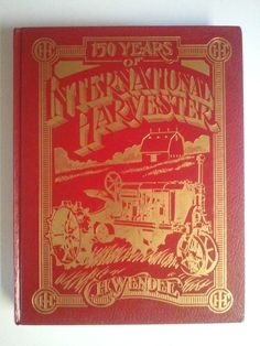 Agricultural: One Hundred Fifty Years of International Harvester by Charles H. Wendel Hardcover) for sale online One Hundred Fifty, Hard To Find Books, International Harvester, Ebay Auction, Book Lovers Gifts, Work From Home Moms, Used Books, Book Collection, Mom And Dad